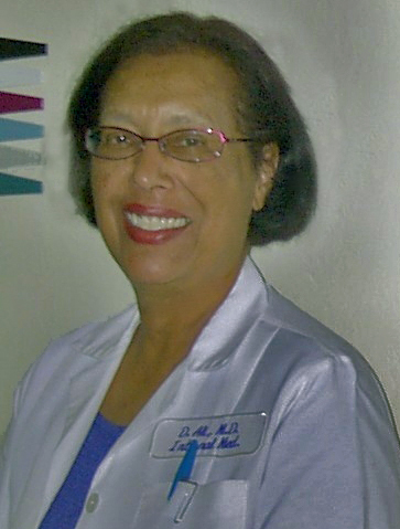 Photo of Dr. Dolores Ali