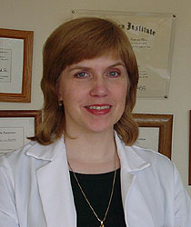 Photo of Dr. Susan Fullemann